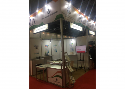 Metsi Enviro Stall at WETEX 2017, UAE